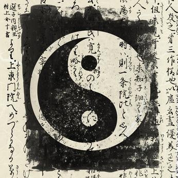 Yin und Yang als Basis der Akupunktur